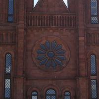 Фотография Smithsonian Institution Building, Вашингтон, фотография Наталии Белявцевой